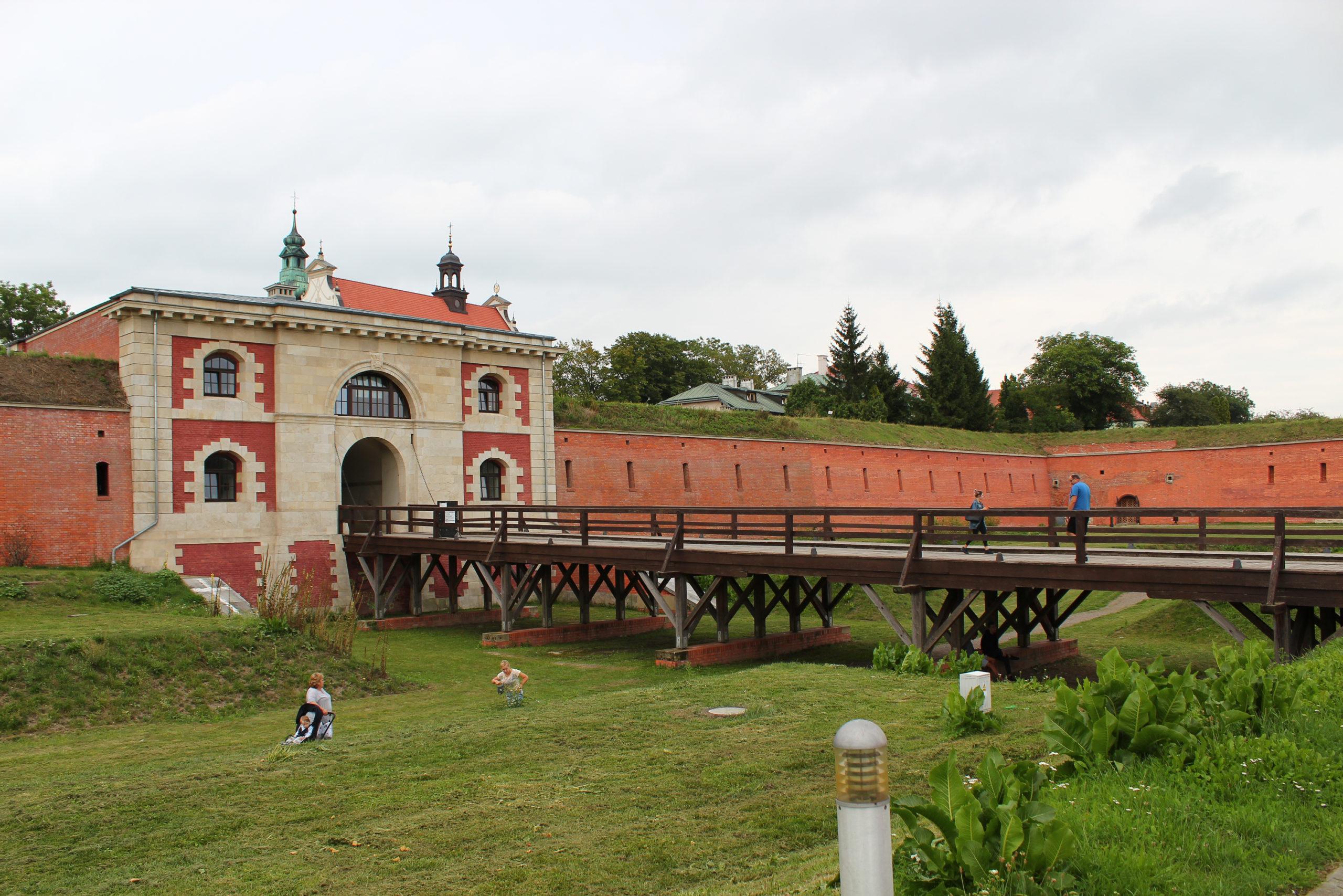 Wały zamku