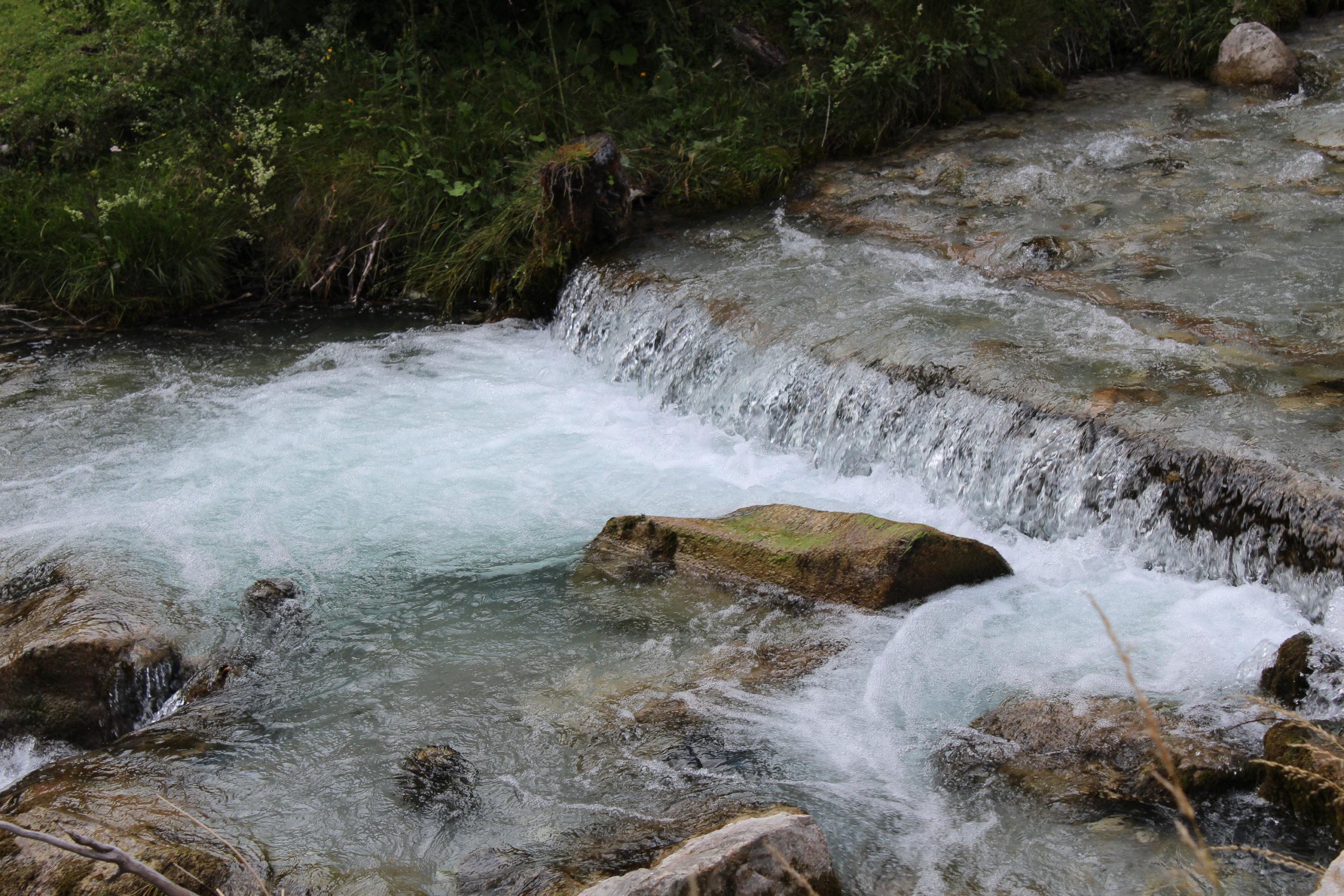 Potok górski