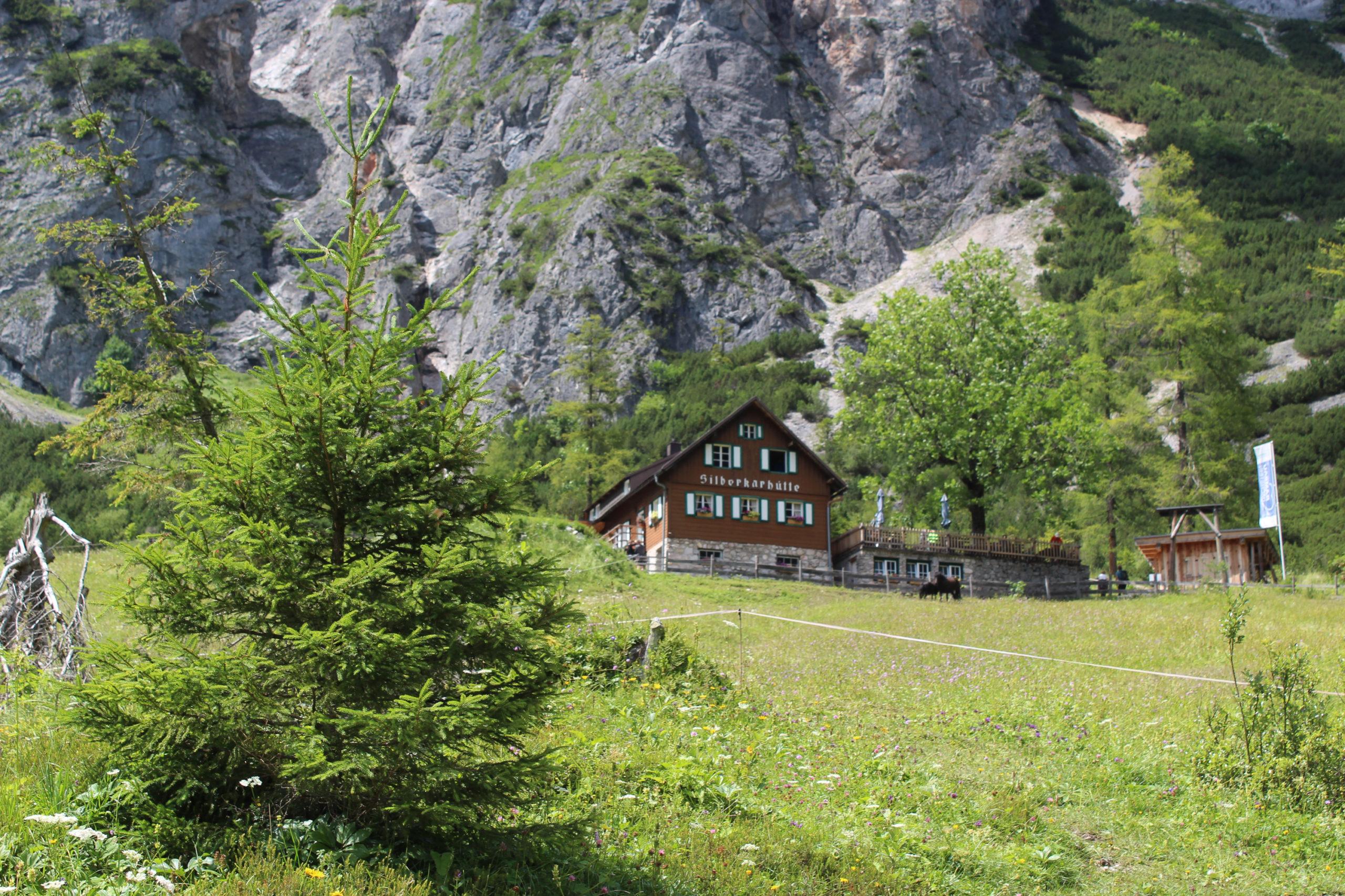Dom pod skałami