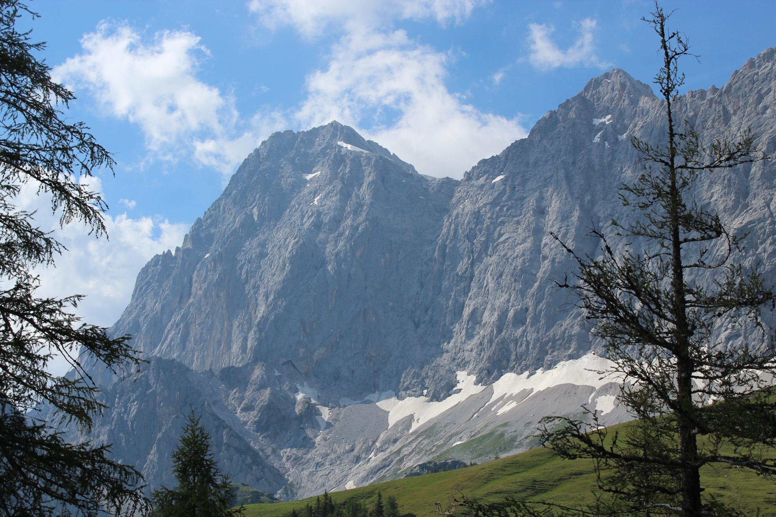majestatyczne góry