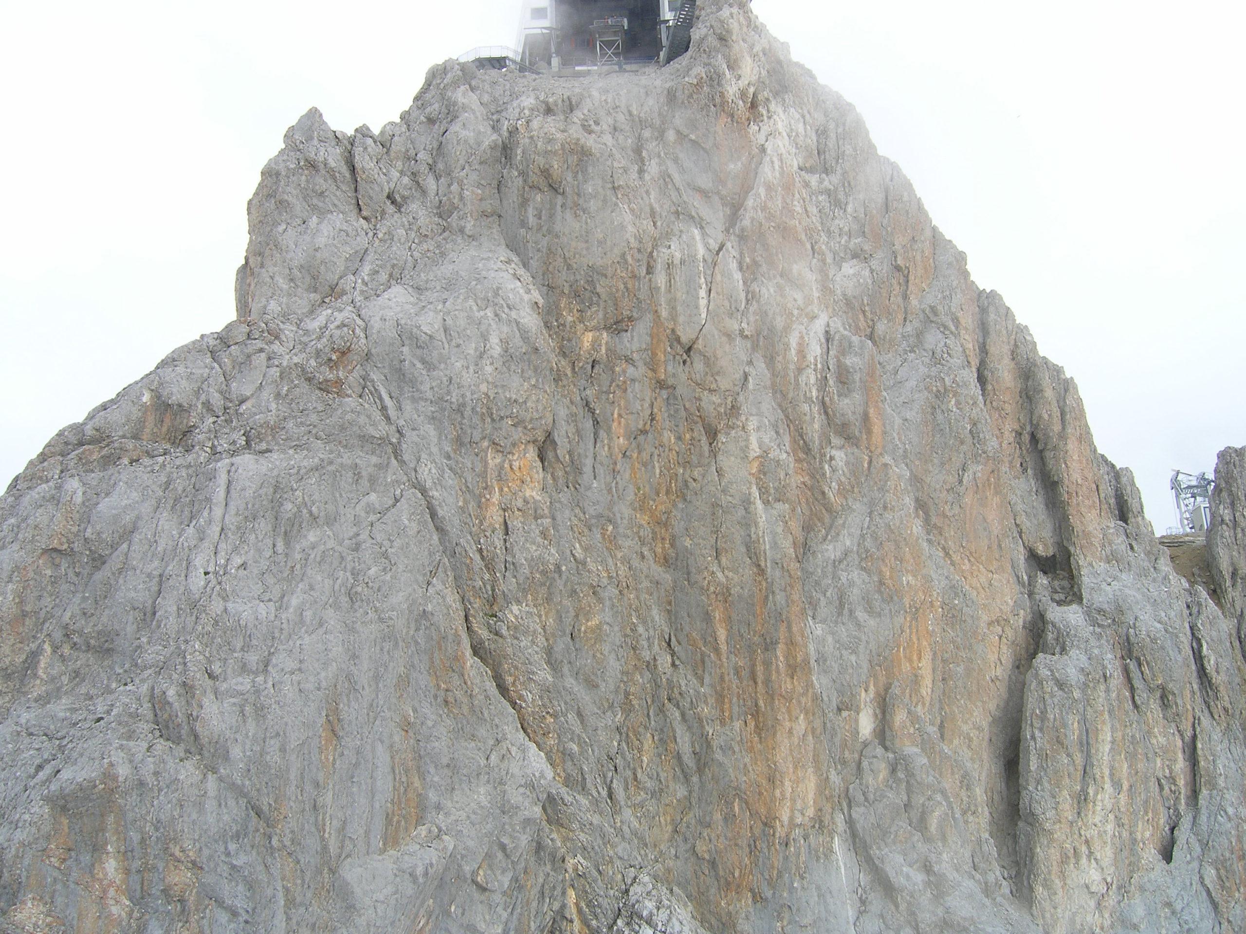 Widok na górę