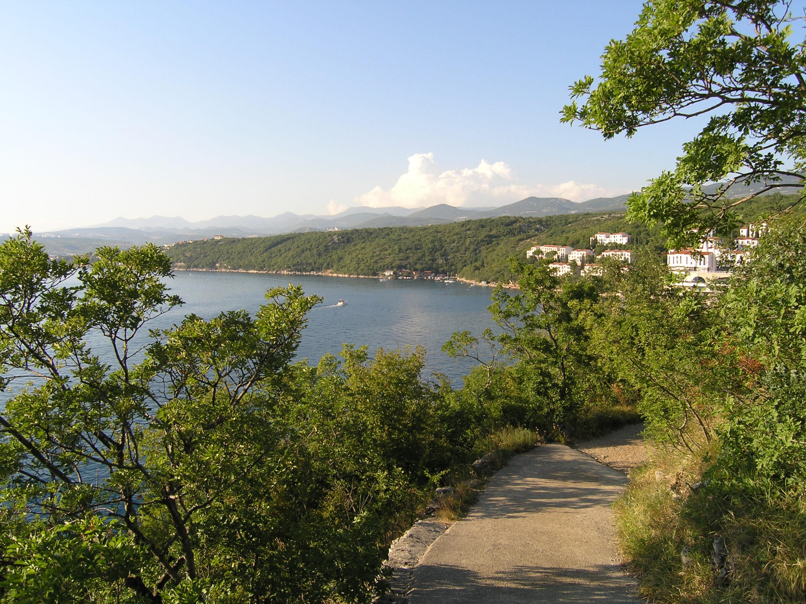 Panorama na Zatoki