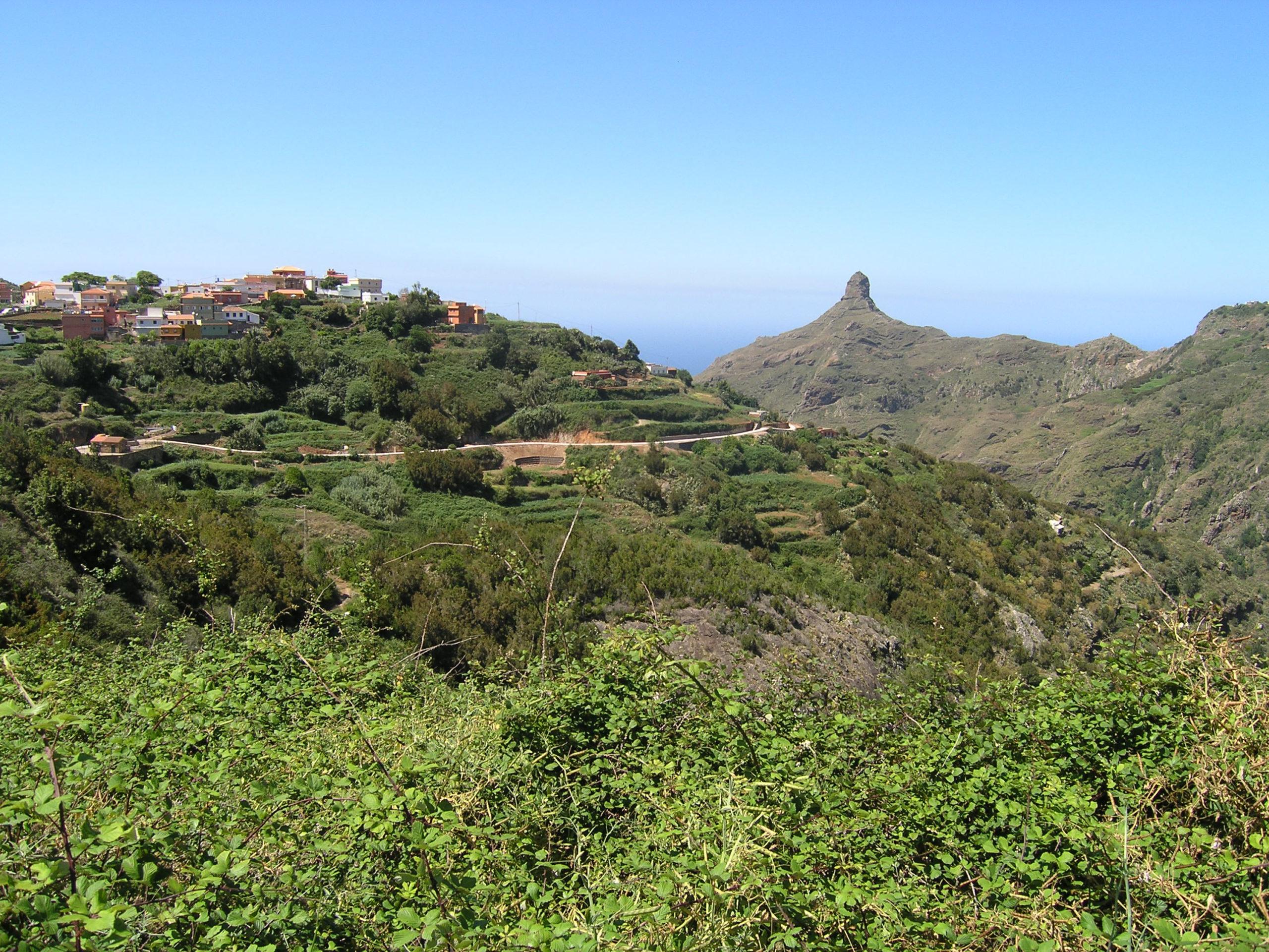 panorama na gory anaga