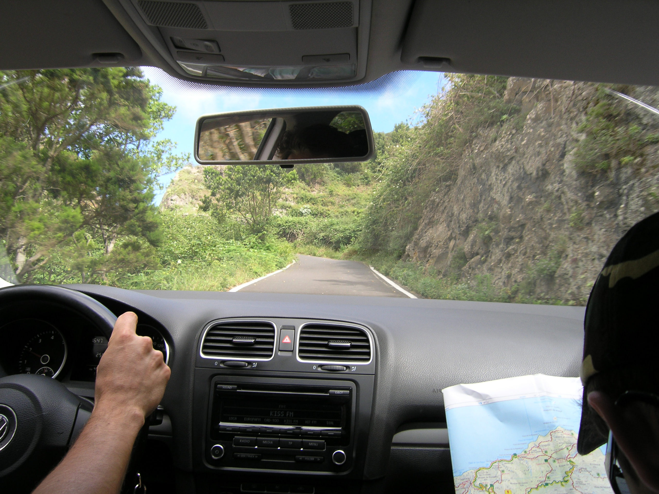 Podróż samochodem