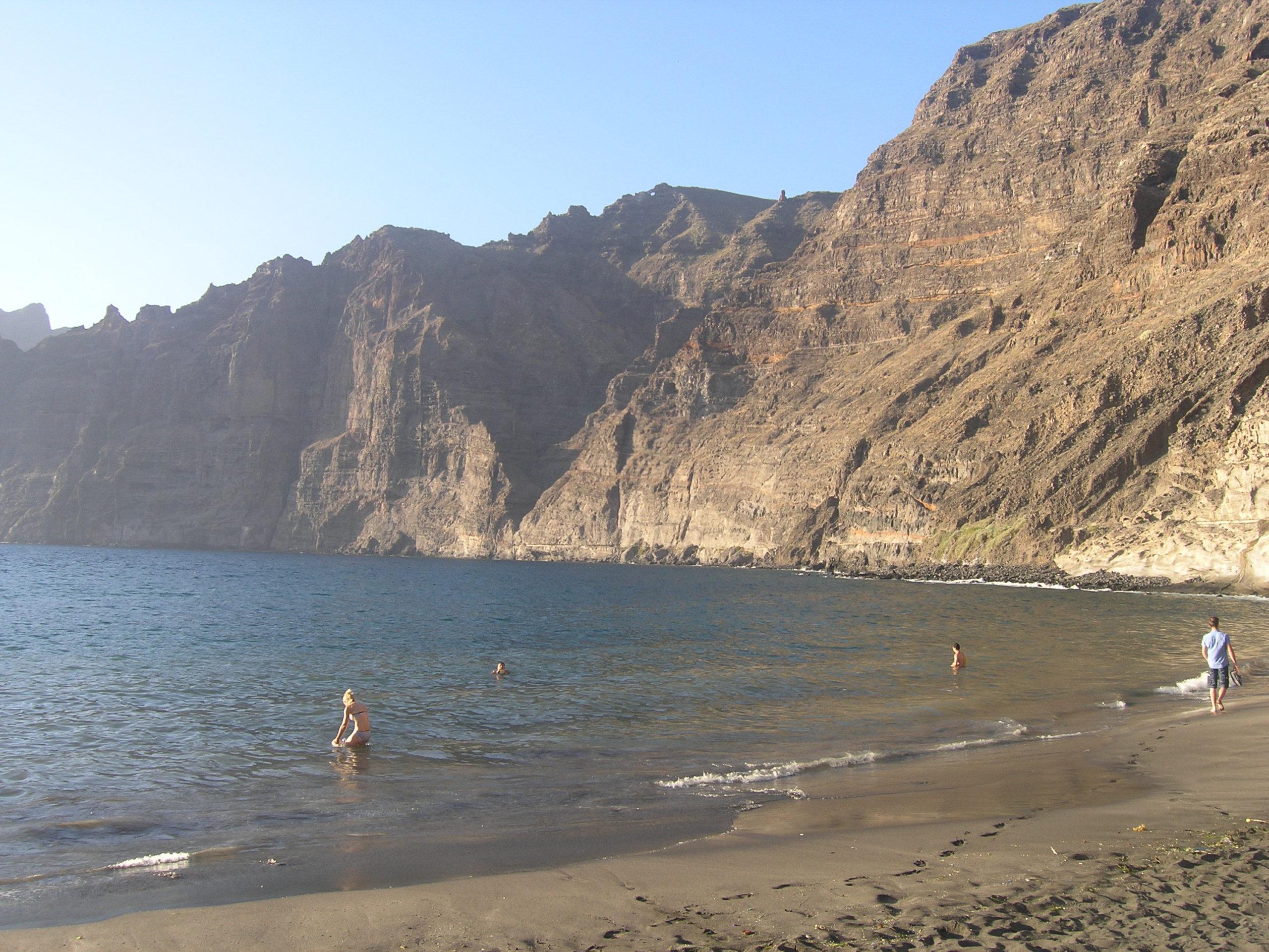 Plaża Klif Górski