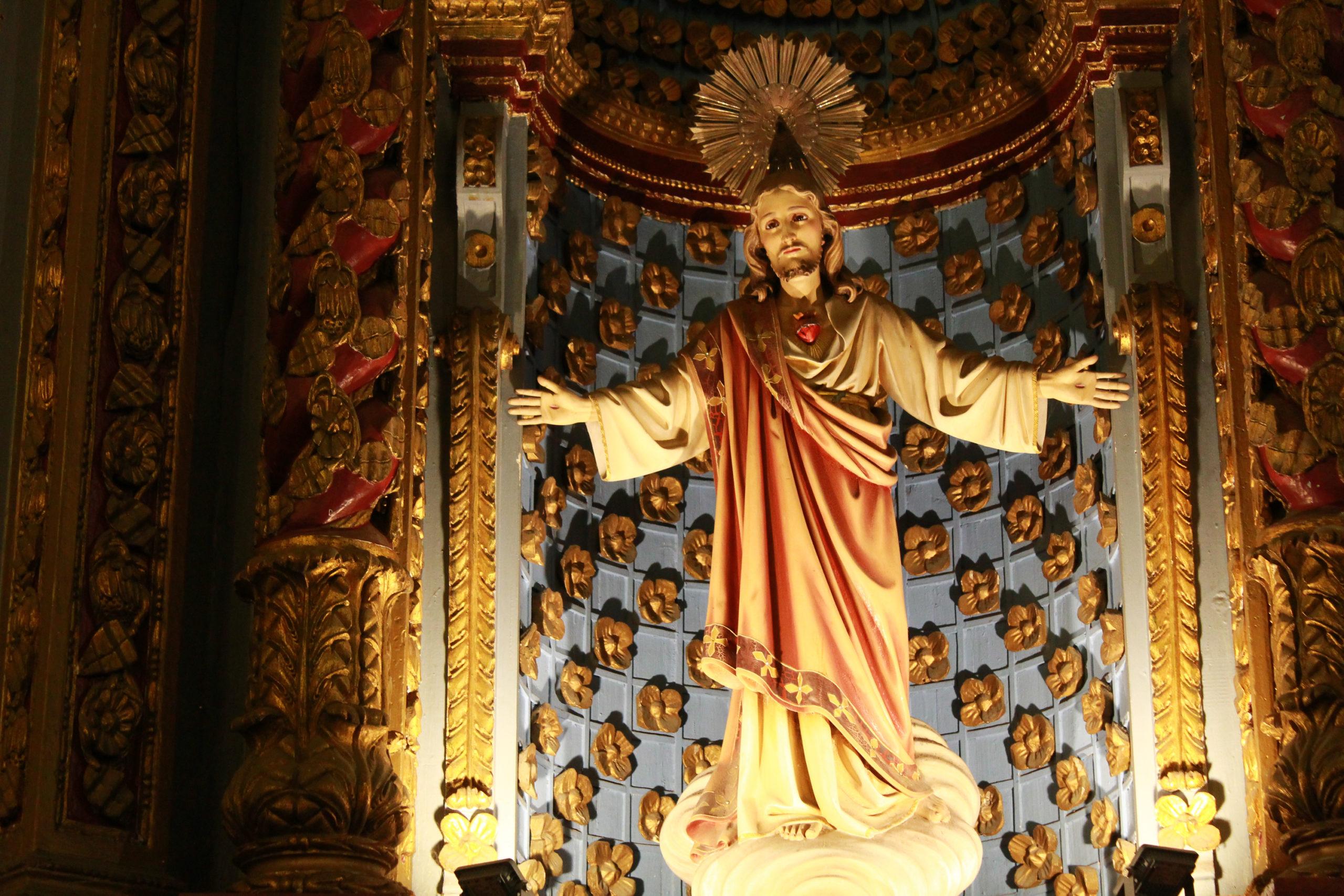 madera Jezus