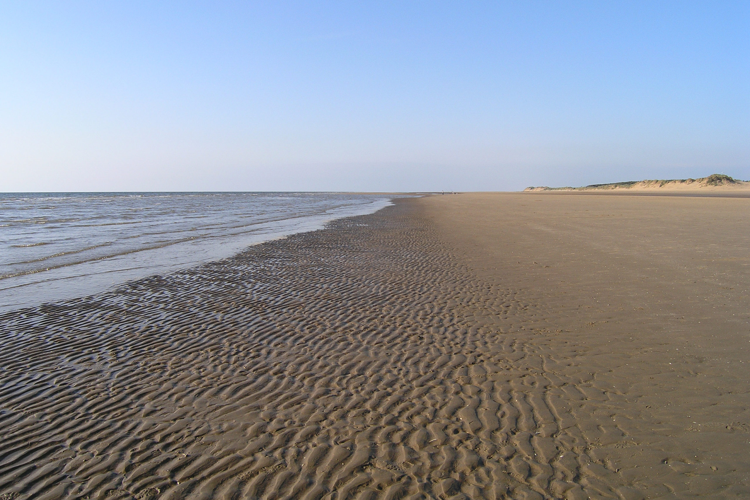 liverpool plaża