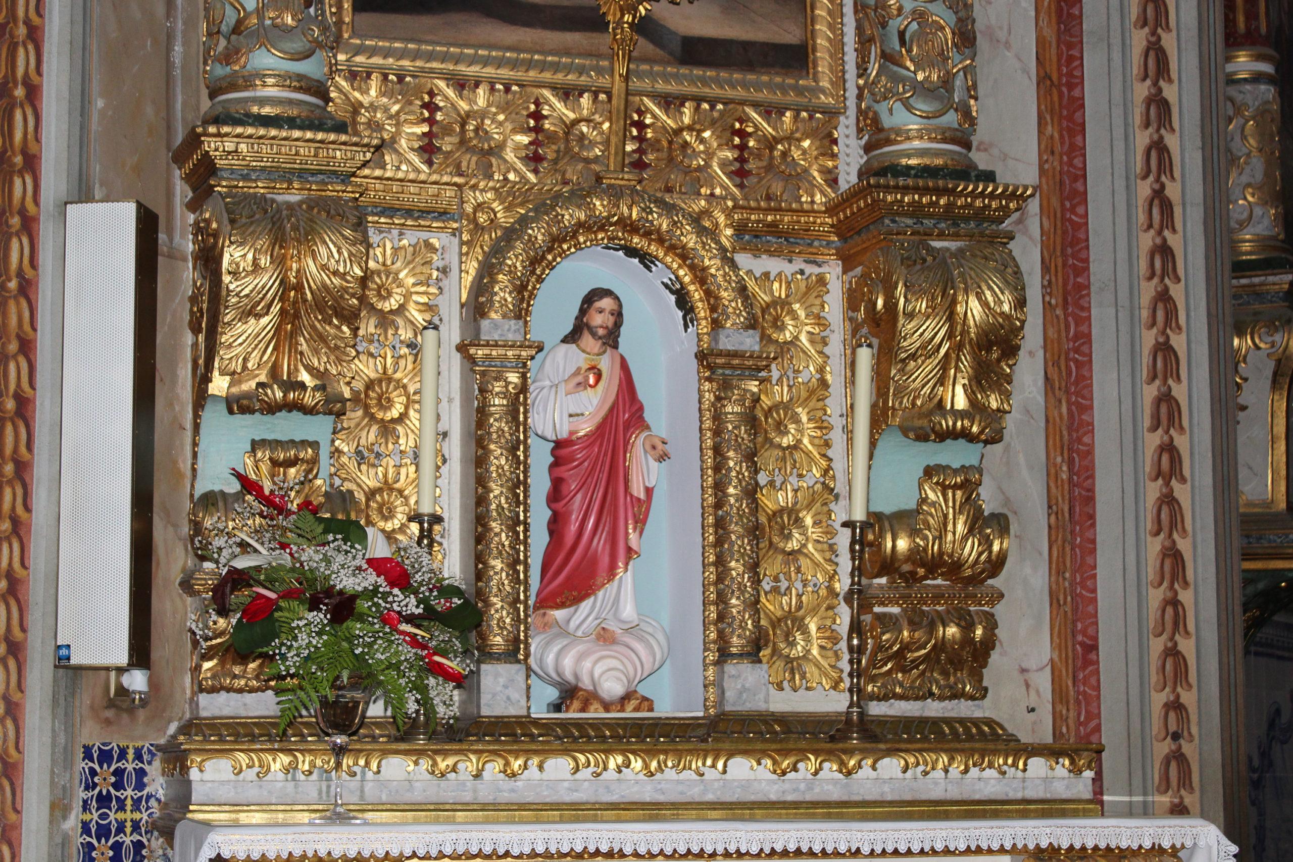 madera świątynia Jezus