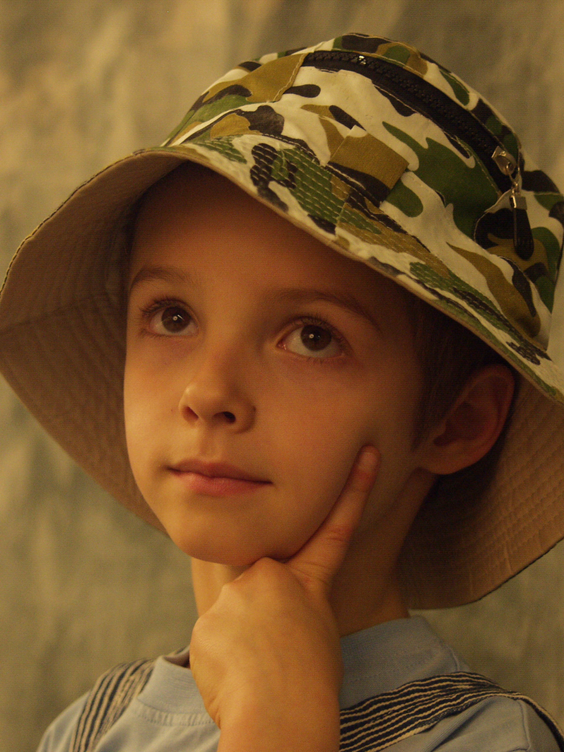 kożyczkowo portret dziecka