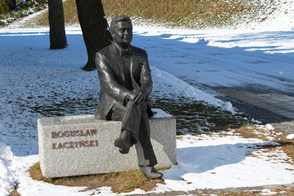pomnik Bogusława Kaczyńskiego