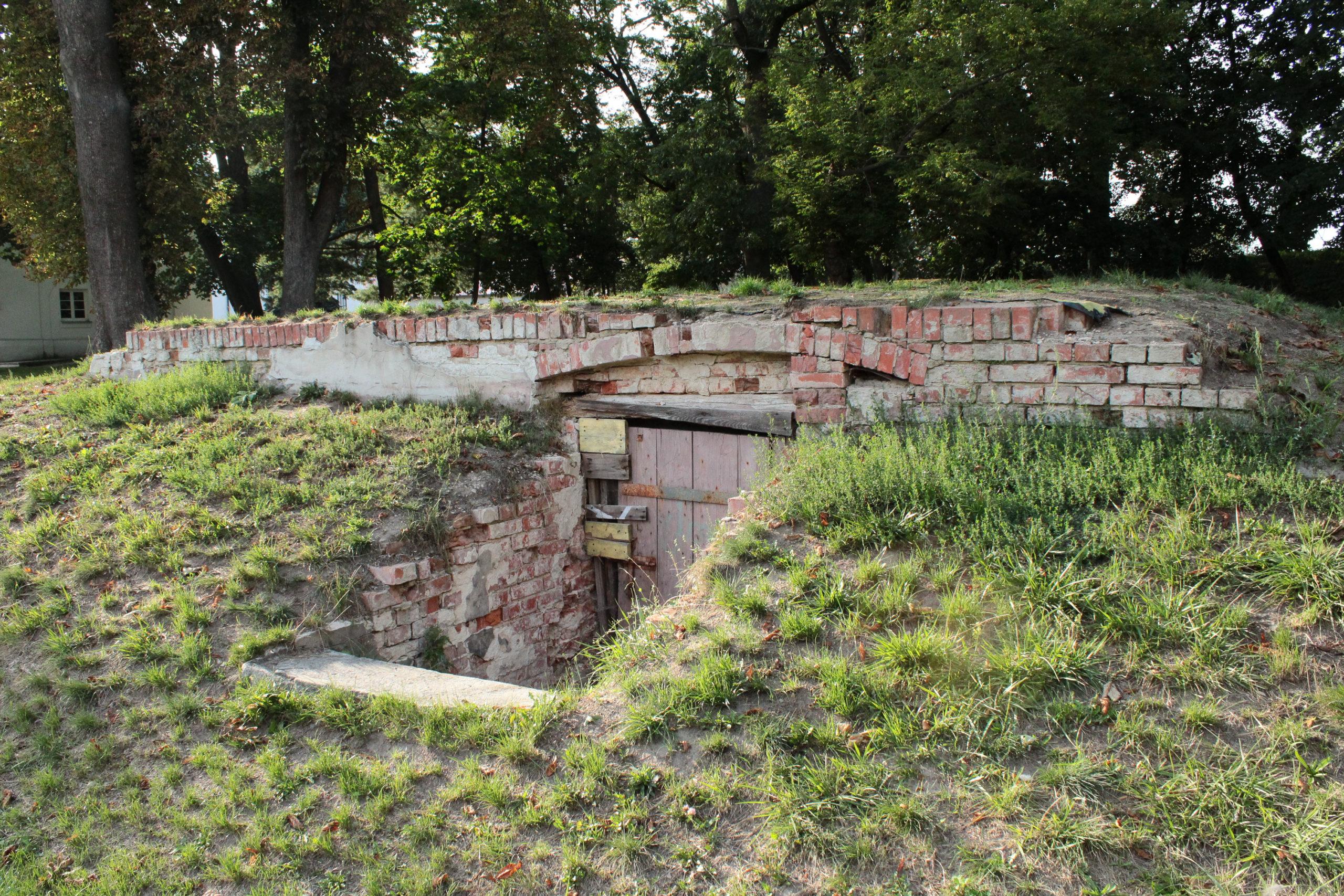 murowany bunkier