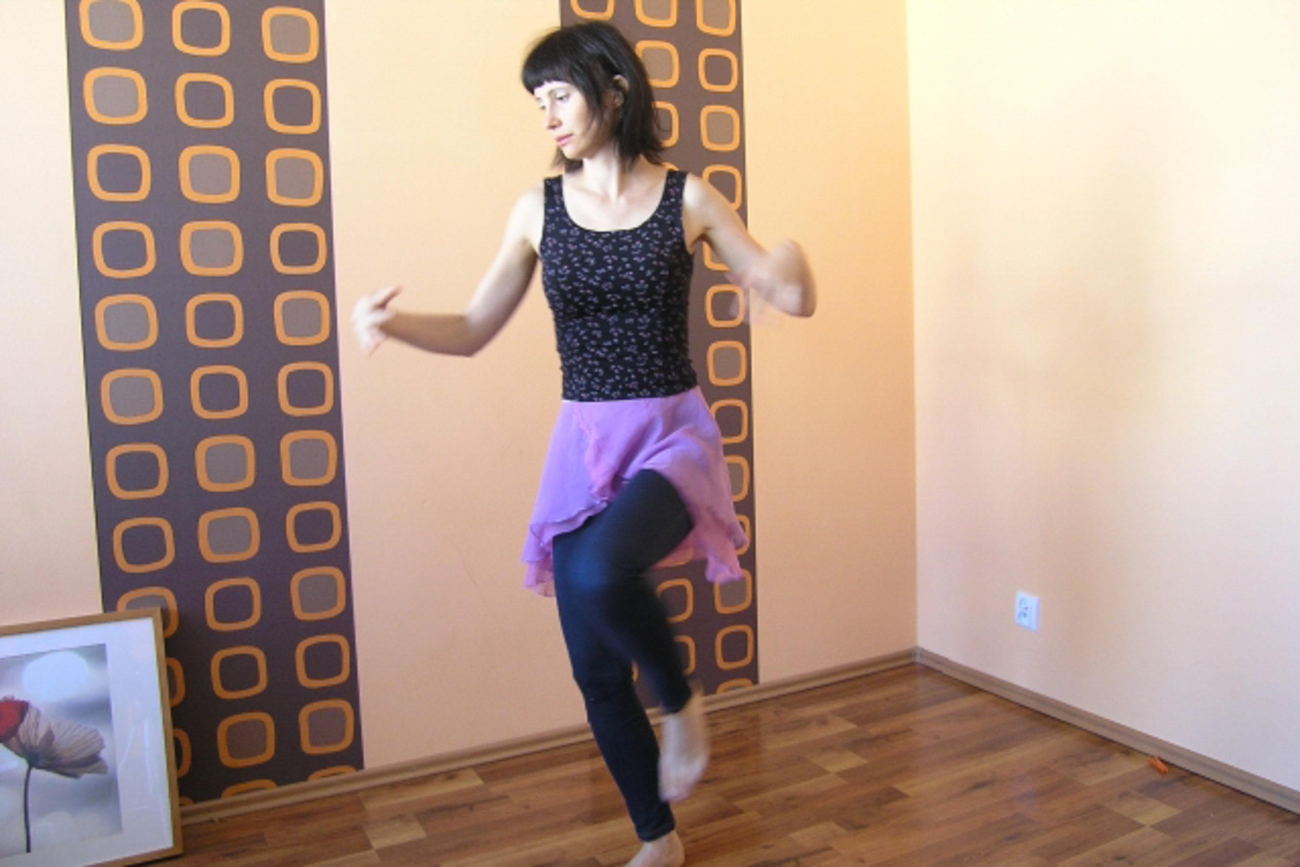 Violetta tańczy