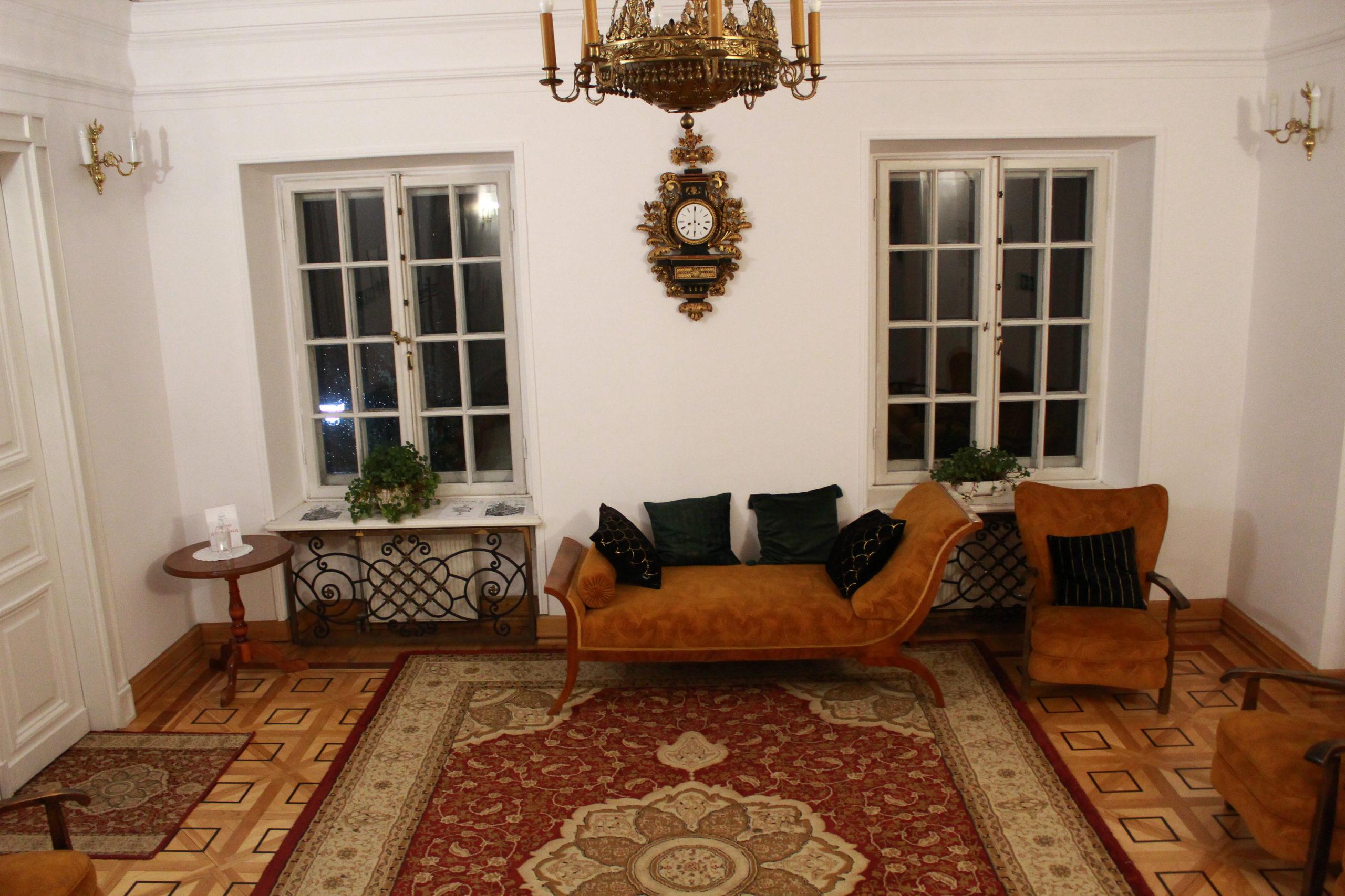pomieszczenie w pałacu